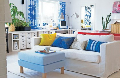 decoracion_living_azul