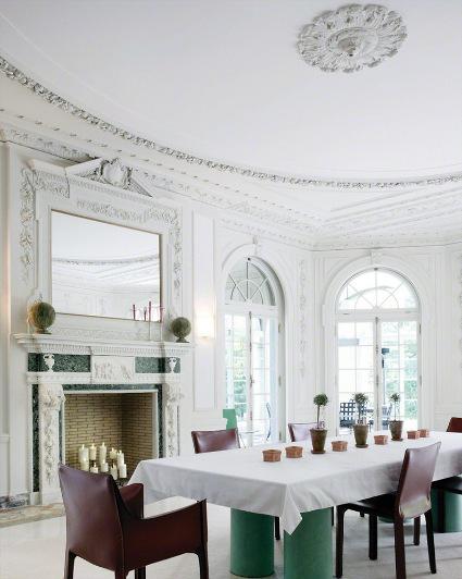 C mo decorar espacios con techos altos decoraci n de for Techo de escayola decoracion simple