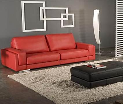 Limpieza y mantenimiento de los sof s de cuero for Ofertas de sofas en piel