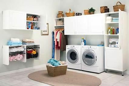 Decoración de lavanderías