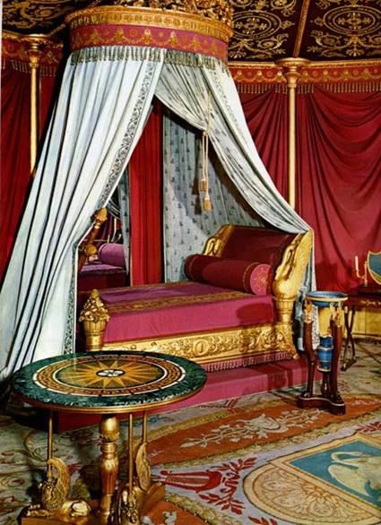 Muebles de estilo imperio