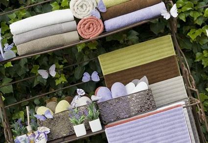 Textiles para el baño