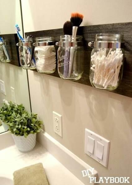 ideas de baño espacios pequeños fotos Tips Para Aprovechar El Espacio En Baos Pequeos