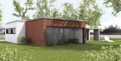 Casa prefabricada Modulor