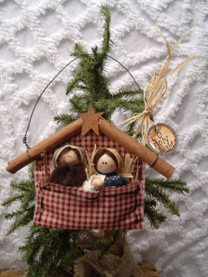 Nacimiento Country Chic