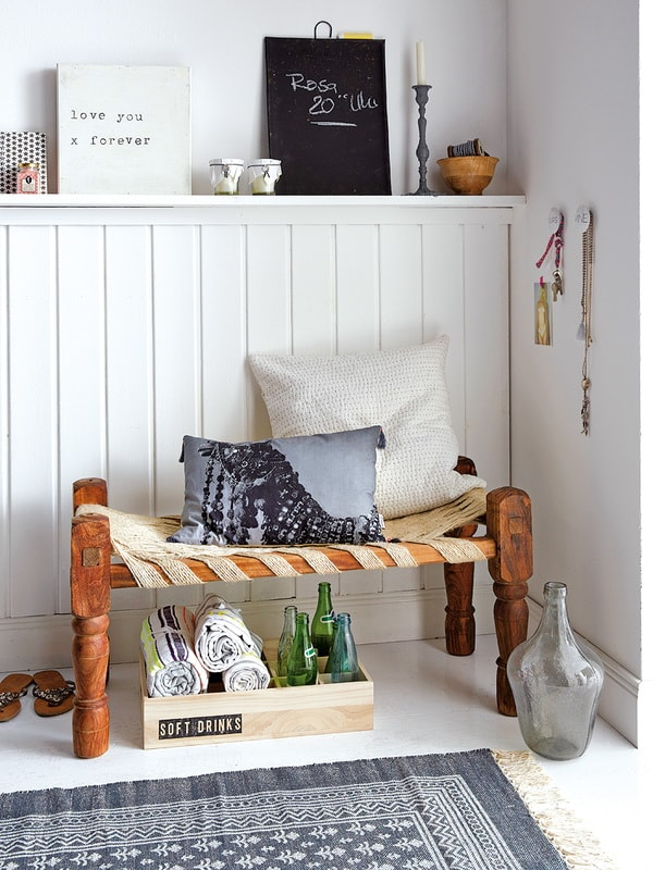 7 ideas para decorar recibidores