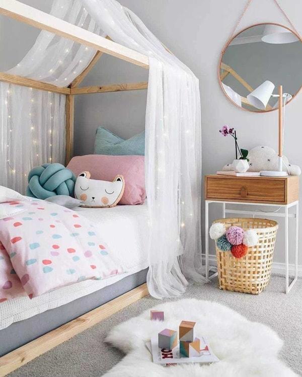 Almacenaje en dormitorios infantiles