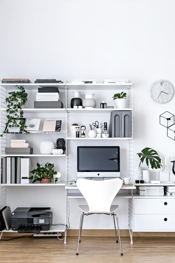Muebles para Home Working