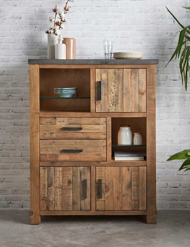 Rustic Dining Sideboard