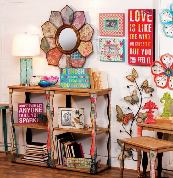 Decoración Estilo Hippie Claves Para Decorar Al Estilo