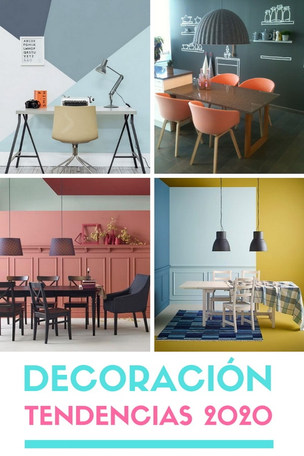 Tendencias en decoración para 2020