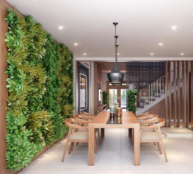 Jardines interiores verticales