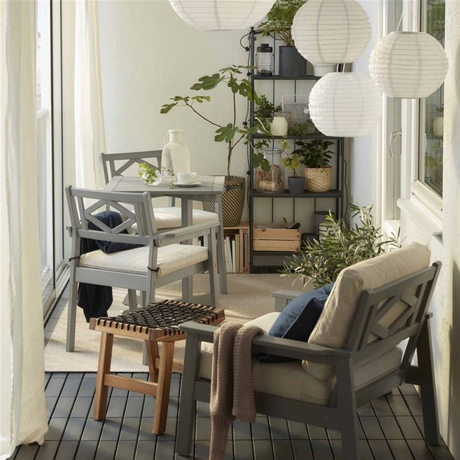 Colección BONDHOLMEN de IKEA