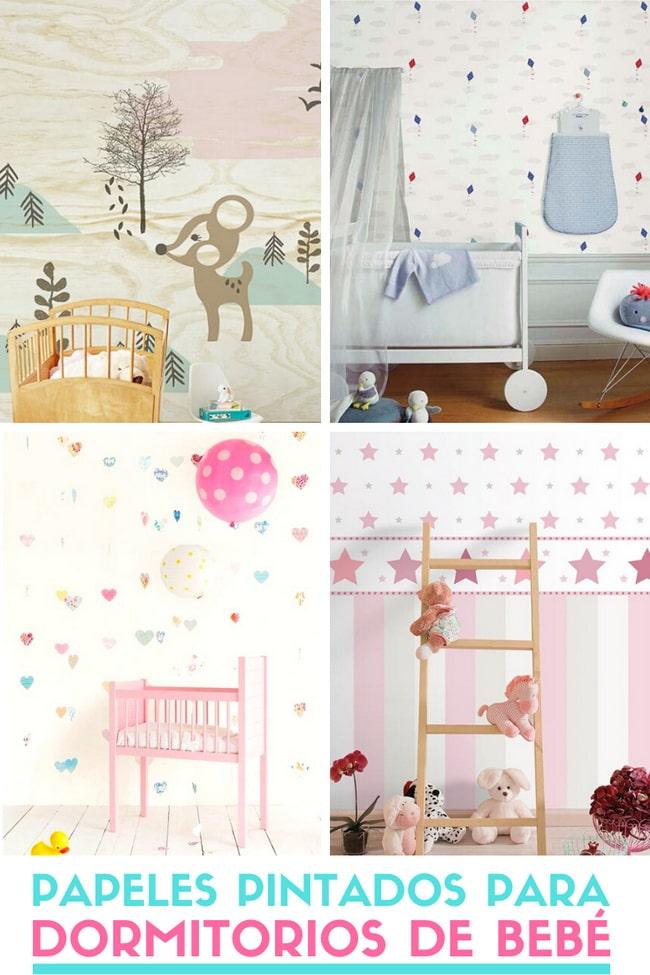 Papeles pintados para bebés