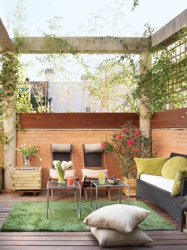 Cómo disfrutar de tu terraza en otoño e invierno